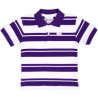 TCU Horned Frogs Rugby Golf Shirt