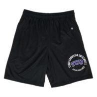 TCU Horned Frogs Badger Youth Shorts