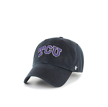 TCU Horned Frogs 47 Clean Up Cap