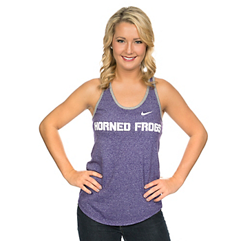 TCU Horned Frogs Nike Womens Tank