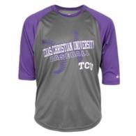 TCU Horned Frogs Youth Baseball Tee