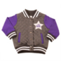 TCU Horned Frogs Colosseum Sparkle Bomber