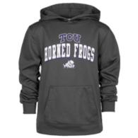 TCU Horned Frogs Badger Youth Fleece Hoodie