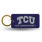 TCU Horned Frogs Crystal View Keychain