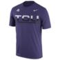 TCU Horned Frogs Nike Legend Staff Short Sleeve Tee