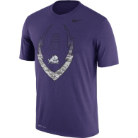TCU Horned Frogs Nike Legend Icon Short Sleeve Tee