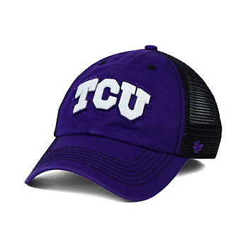 quality design aef14 f623b ... clearance tcu horned frogs 47 taylor closer cap 9990a 11469
