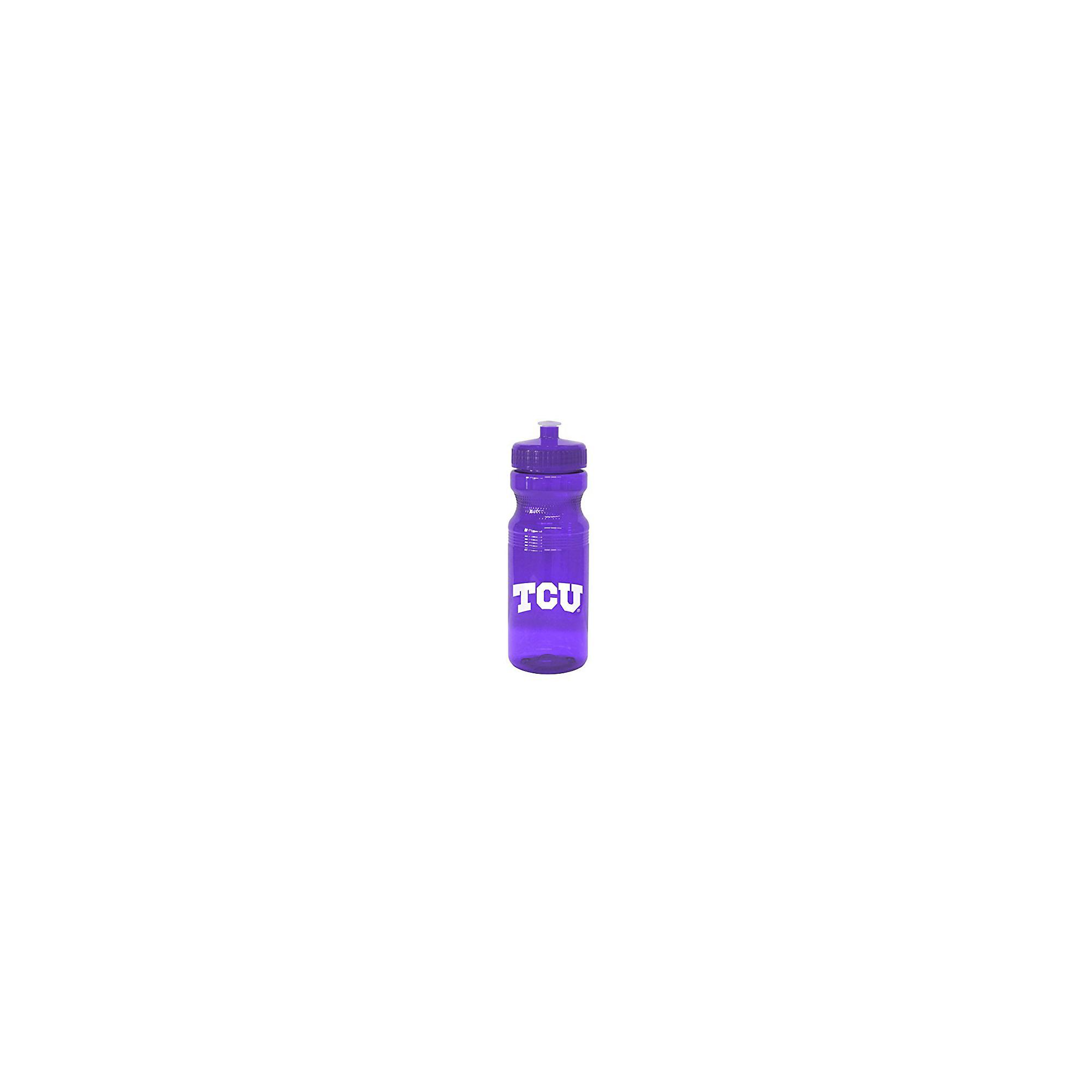 TCU Horned Frogs 24 oz. Squeeze Water Bottle