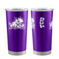 TCU Horned Frogs 20 oz. Ultra Tumbler