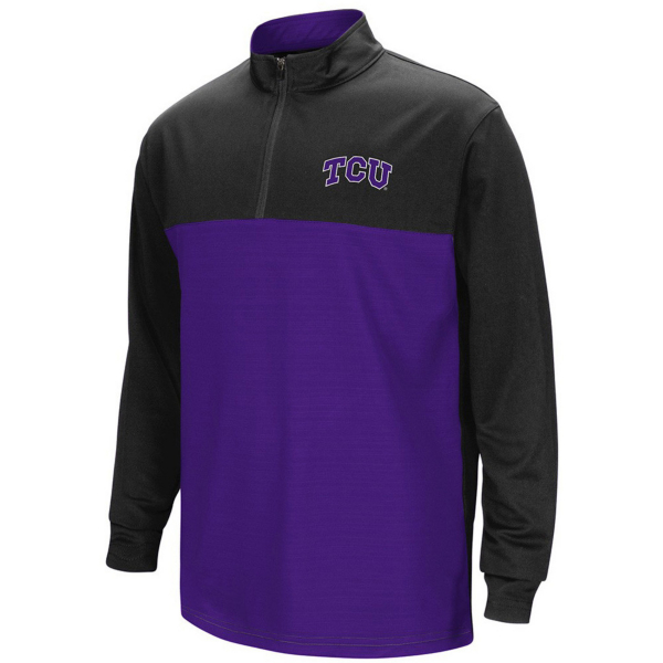 TCU Horned Frogs Colosseum Youth Setter Windshirt