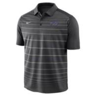 TCU Horned Frogs Nike Collegiate Polo