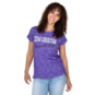 TCU Horned Frogs Womens Here It Is Cuffed T-Shirt
