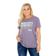 TCU Horned Frogs 47 Womens Trio T-Shirt