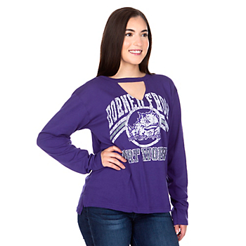 TCU Horned Frogs Royce Womens Scout T-Shirt