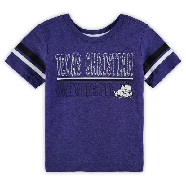 TCU Horned Frogs Toddler Boys You Rang T-Shirt
