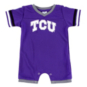 TCU Horned Frogs Colosseum Infant Boys One Time Football Onesie Romper