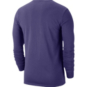 TCU Horned Frogs Nike Icon Wordmark Long Sleeve T-Shirt
