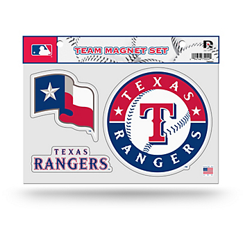 Texas Rangers Team Magnets