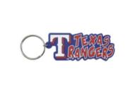 Texas Rangers Impulse Soft PVC Key Ring