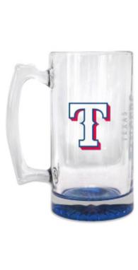 Texas Rangers 25 oz Elite Tankard
