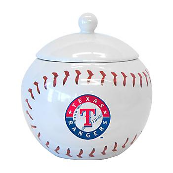 Texas Rangers Sculpted Gametime Jar