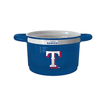 Texas Rangers Sculpted Gametime Bowl