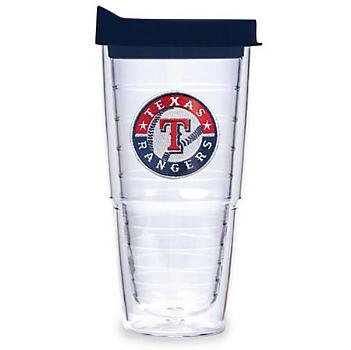 Texas Rangers Tervis 24 oz. Core Emblem Tumbler