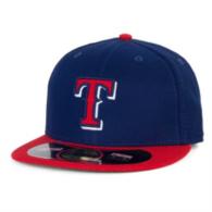 Texas Rangers New Era Jr Diamond Era 59Fifty Cap
