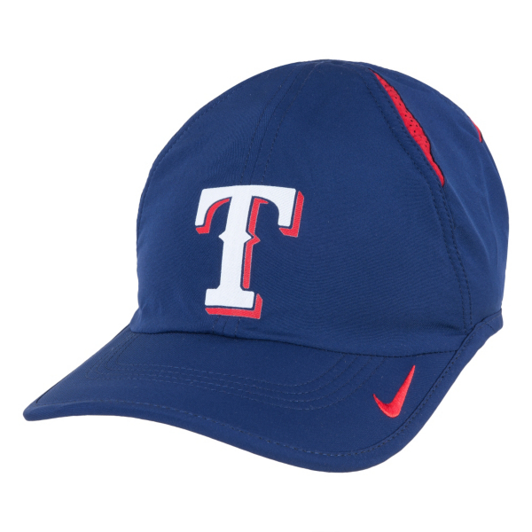 Texas Rangers Nike Featherlight 2.0 Cap