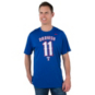 Texas Rangers Nike Legend Men's Yu Darvish #11 Name and Number Tee