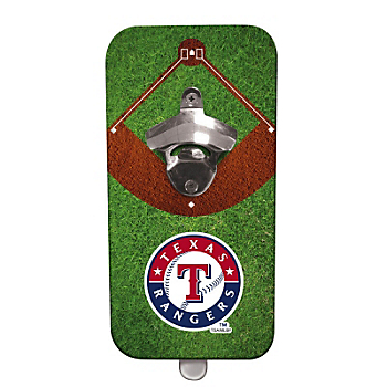 Texas Rangers Magnetic Clink N Drink