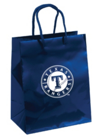 Texas Rangers Crystal Gift Bag