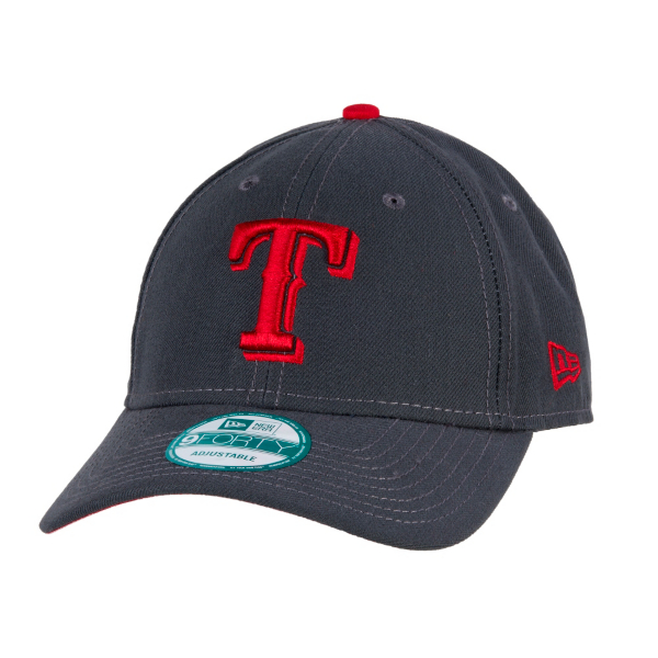 Texas Rangers New Era The League Pop 9Forty
