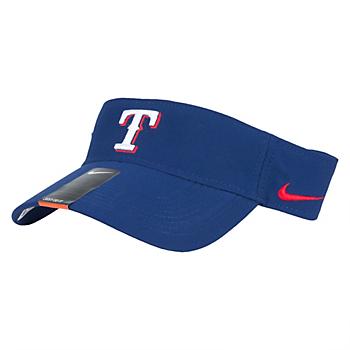 bc2df5a56672b Texas Rangers Nike Dri-Fit Unisex Visor