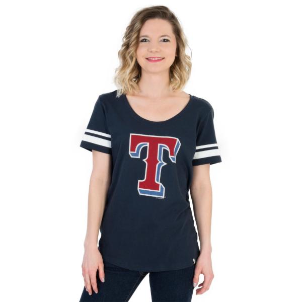 Texas Rangers 47 Halfback Scoop Tee