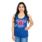 Texas Rangers 5th & Ocean Ladies Slub Tank