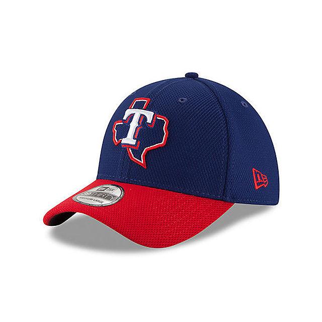 Texas Rangers New Era Diamond Era 39Thirty Cap  11839081333
