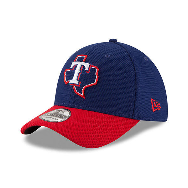 Texas Rangers New Era Diamond Era 39Thirty Cap