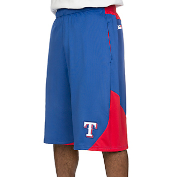 Texas Rangers Nike Authentic Collection Dri-Fit Knit Short