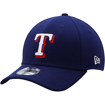 Texas Rangers New Era Jr Classic 39Thirty Cap
