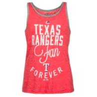 Texas Rangers Majestic Girls Racerback Tank