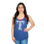 Texas Rangers 47 Womens Clutch Tank