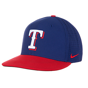 Texas Rangers Nike Vapor Adjustable Cap