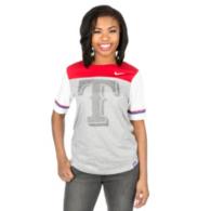 Texas Rangers Nike Women's Modern Fan Tee