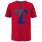 Texas Rangers Majestic Youth Split Series Tee