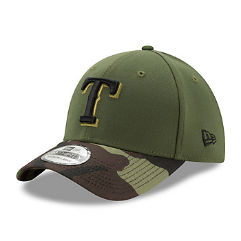 Texas Rangers New Era Youth Memorial Day Cap