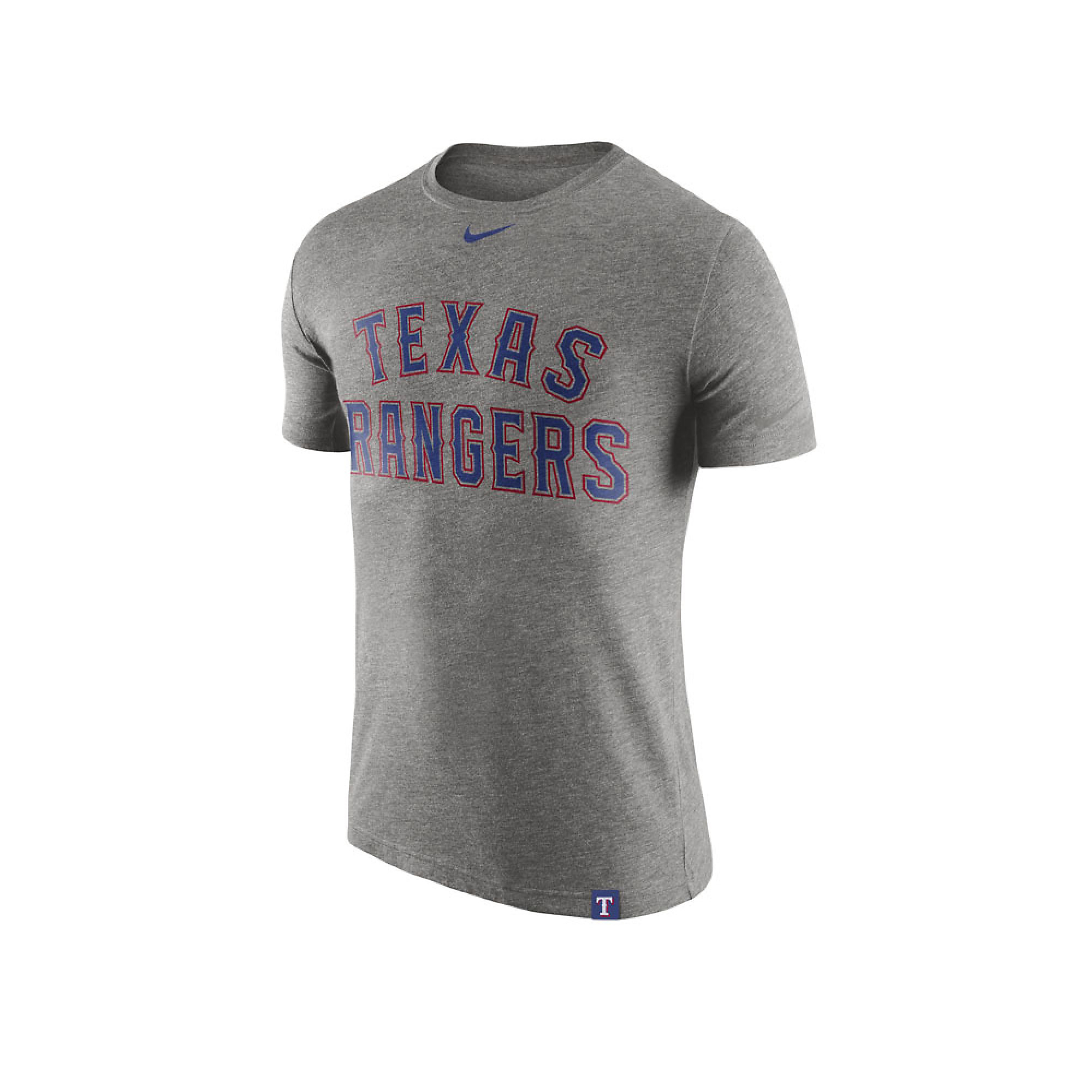 Texas Rangers Nike DNA Tee
