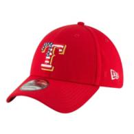Texas Rangers New Era Stars & Stripes 4th of July 39Thirty Cap