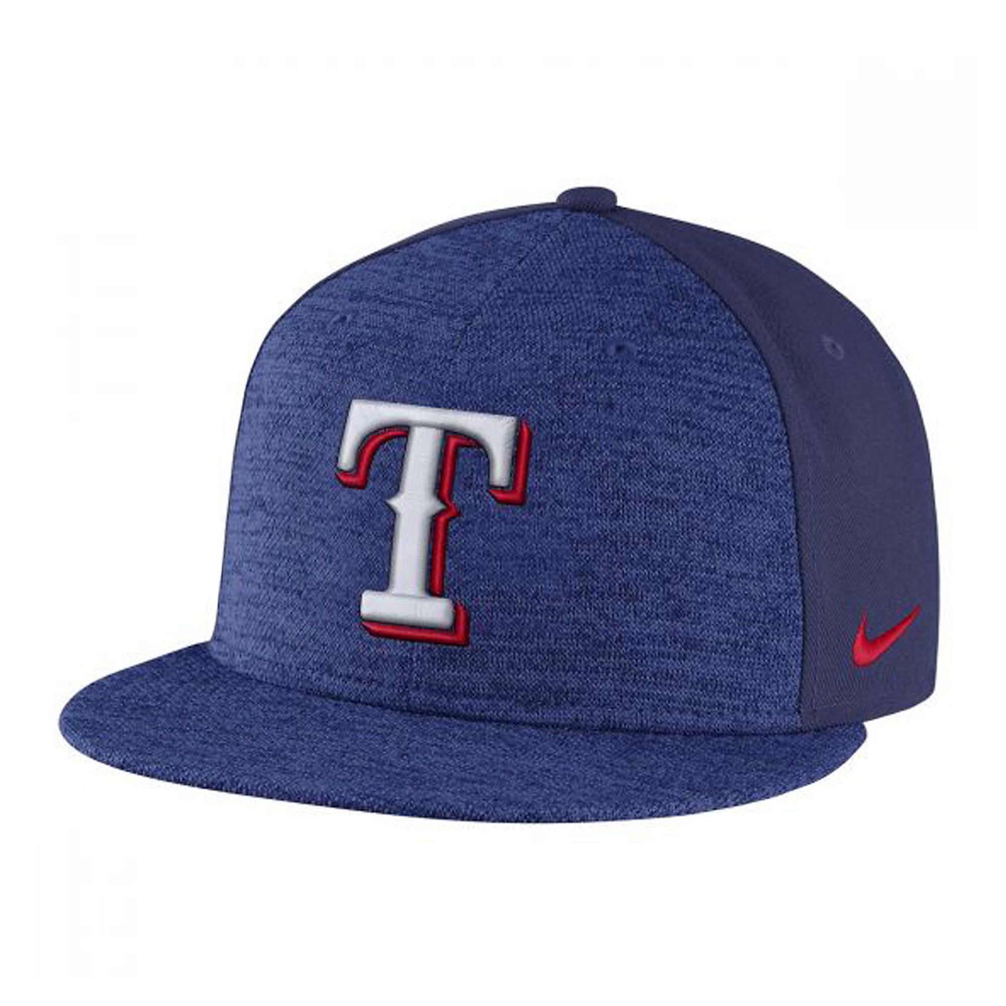 Texas Rangers Nike New Day Snapback Hat