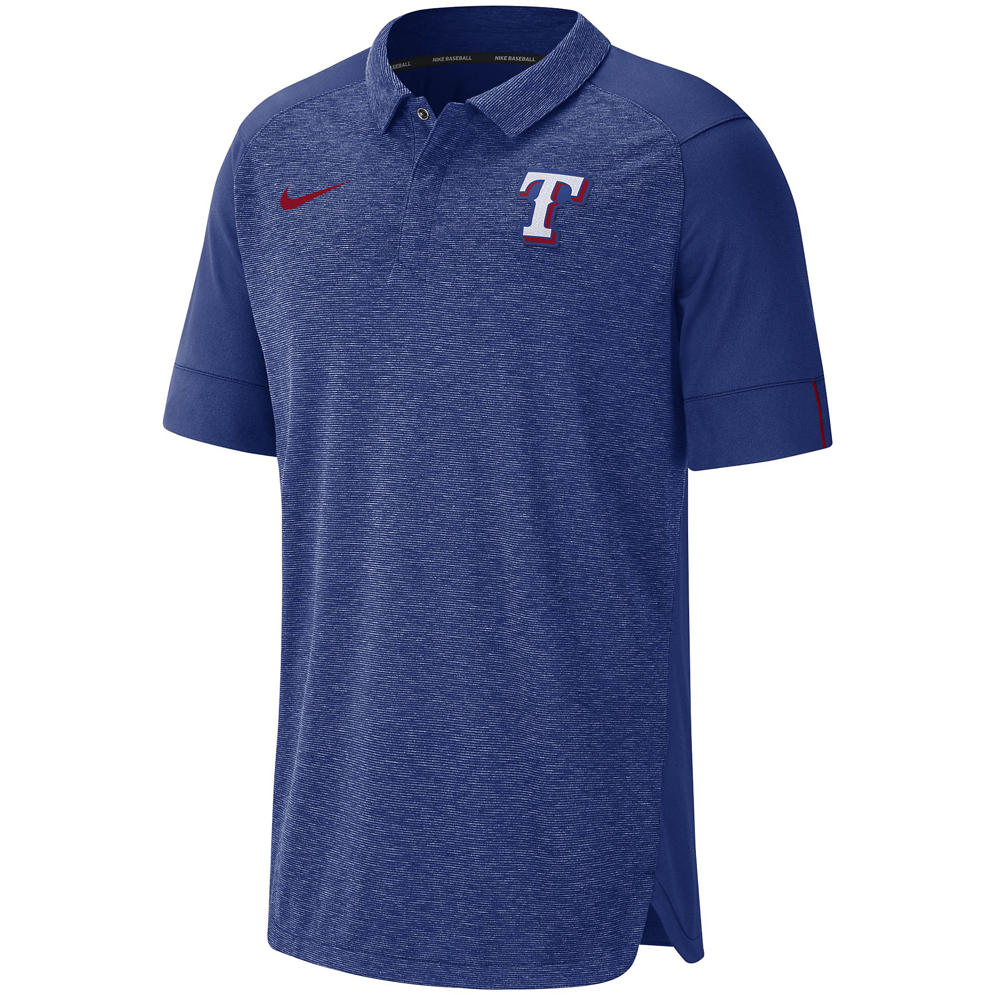 Texas Rangers Nike Elite Short Sleeve Polo